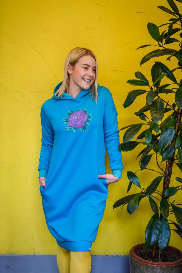 turkiissinine-dresskleit-1